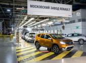 В Москве запущено производство Renault Duster нового поколения