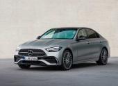 Немцы представили Mercedes-Benz C-class нового поколения