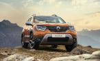Продажи нового Renault Duster стартовали в России