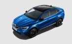 Renault Arkana Pulse — новая ограниченная серия для «Арканы»