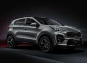 В России стартуют продажи Kia Sportage специальной серии Black Edition