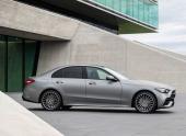 Mercedes-Benz C-class (W206). Цены в России