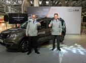Производство обновленного Lada Largus стартовало на АВТОВАЗе