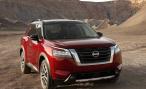 Новый Nissan Pathfinder. Брутальность напоказ
