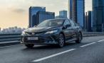 «Тойота» представила обновленную Toyota Camry для России