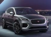 В России открыт прием заказов на обновленный Jaguar E-Pace