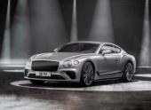 Bentley Continental GT Speed. Говорят, что самый быстрый