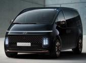 Hyundai Staria. Изнутри наружу