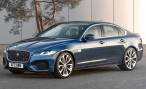 Обновленный Jaguar XF. Закажи свой!