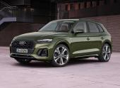 В России стартовал прием заказов на Audi Q5 и «заряженный» Audi SQ5