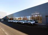 Самый крупный на Северо-Западе автосалон Lada открылся в Санкт-Петербурге
