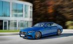 Mercedes-Benz CLS. Только не убирай рук
