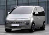 Hyundai Staria. Шаг в будущее