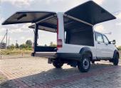 В Ульяновске представили новый многофункциональный фургон на базе «УАЗ Профи»