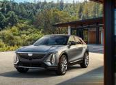 Cadillac Lyriq. Электрическое будущее