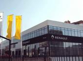 «РЦ Фастар» — дилерский центр Renault в Новосибирске