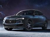 Обновление Maserati Levante для России