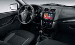 В России стартовали продажи Lada Granta с мультимедийной системой EnjoY Pro