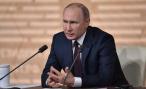 Путин удивился тому, что цены на нефть падают, а на бензин растут