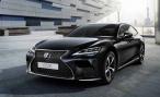 Обновленный Lexus LS. Заказы принимаются