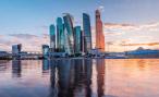 C 1 июня парковка в районе ДЦ «Москва-Сити» станет платной