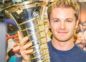 Скромный чемпион. Нико Росберг заявил об уходе из «Формулы-1»