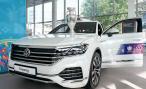 Трофи-тур EURO 2020. Volkswagen привез в Россию кубок мира