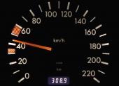 Правительство вернулось к рассмотрению вопроса о снижении нештрафуемого порога превышения скорости