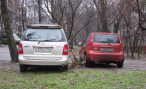 Штраф за парковку на газоне — новое в КоАП РФ