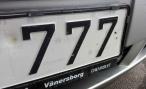 МВД разрешит покупать «красивые номера» на аукционах