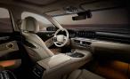 Электронные системы безопасности обновленного седана Kia K9