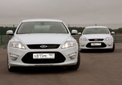 2011 Ford Mondeo Sport