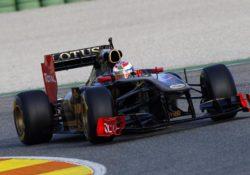 Lotus Renault F1, Виталий Петров
