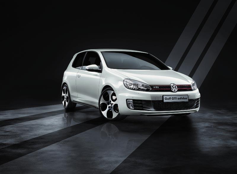 Volkswagen Golf GTI adidas