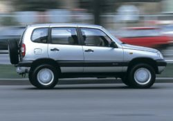 2002 Chevrolet Niva