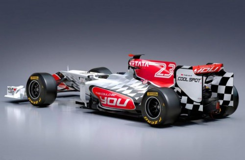 HRT F111 (Hispania Racing)