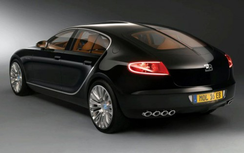2013 Bugatti 16C Galiber
