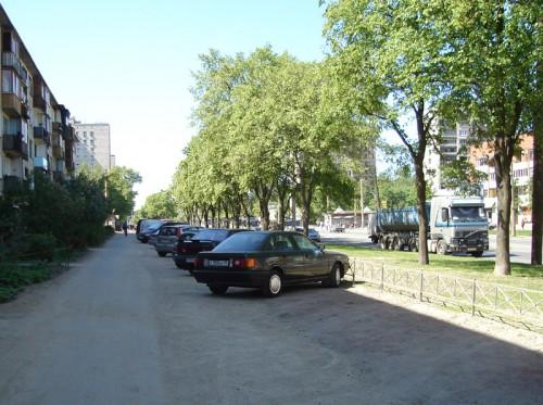 Парковка (стоянка)