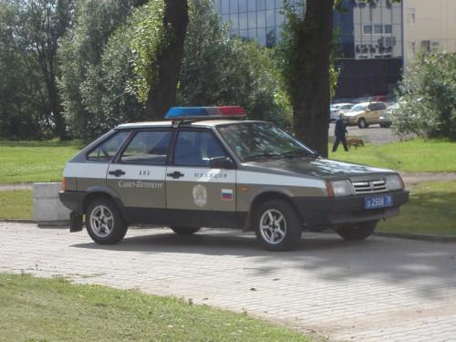 ГИБДД, патрульная машина