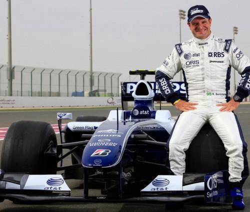 Рубенс Баррикелло, Williams F1