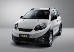 2011 Chery IndiS