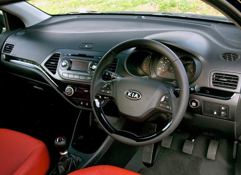 2012 Kia Picanto 3d