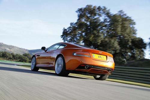 2012 Aston Martin Virage