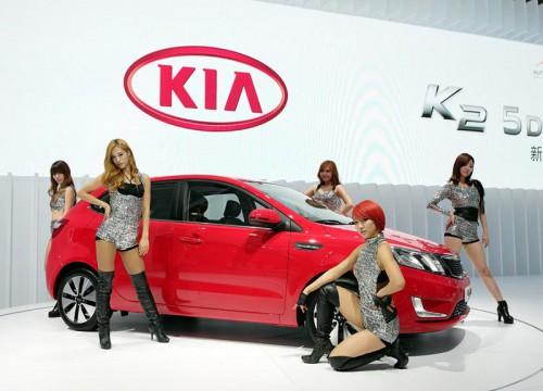 2012 Kia Rio 5d