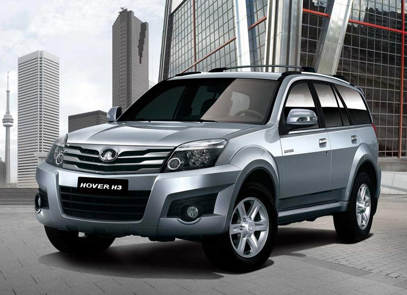 2010 Great Wall Hover H3