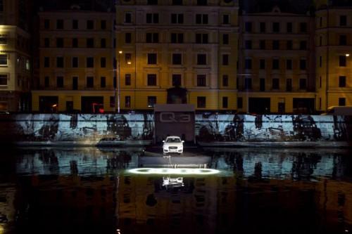 Российская премьера Audi Q3