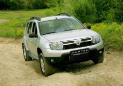 2012 Renault Duster