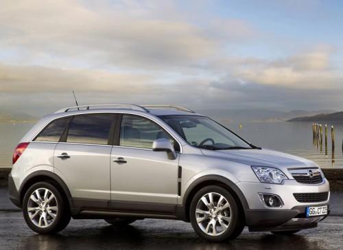 2011 Opel Antara