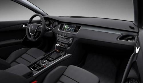 2012 Peugeot 508