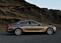 2012 BMW 6-Series Gran Coupe